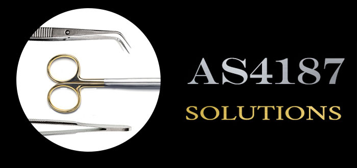 AS4187 Solutions